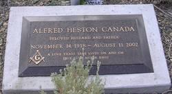 Alfred Heston Canada