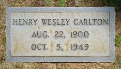 Henry Wesley Carlton