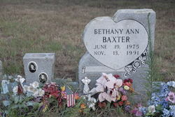 Bethany Ann Baxter