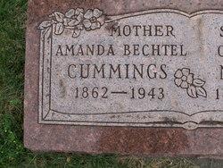 Amanda <i>Bechtel</i> Cummings