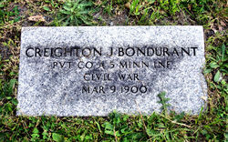Creighton Joel Bondurant