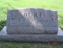 Corrine E <i>Flanders</i> Burt