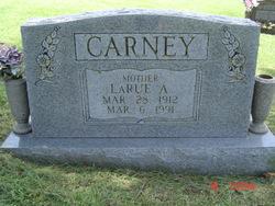LaRue A <i>Flanders</i> Carney