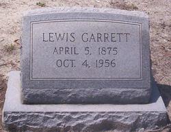 Lewis Garrett