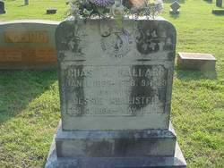 Bessie May <i>McAlister</i> Ballard
