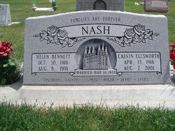 Calvin Ellsworth Nash