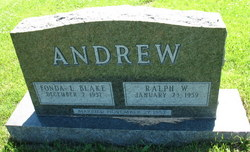 Fonda L <i>Blake</i> Andrew