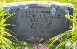 Gloria Gayle <i>Brooks</i> Silveira