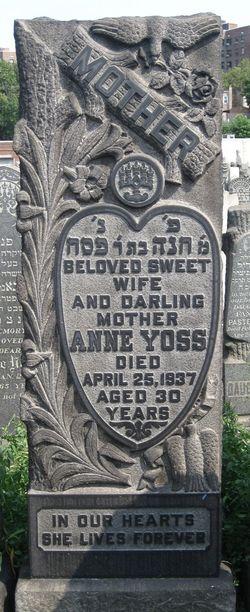 Anne Yoss