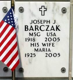 Maria A. <i>Marsch</i> Barczak