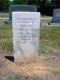 Susannah Susan Foster