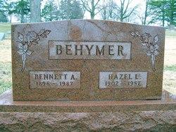 Hazel <i>Laymon</i> Behymer