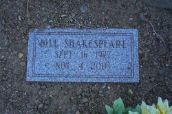 William Cooper Bill Shakespeare
