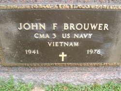 John F Brouwer