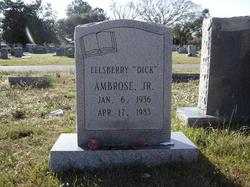 Elsberry Dick Ambrose, Jr