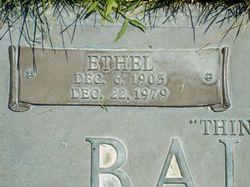Ethel Baldwin