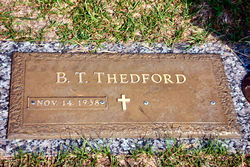 B. T. Thedford