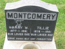 Harry W Montgomery