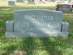 Maggie P. Clinkscales