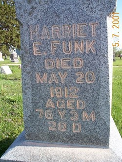 Harriet E. <i>Cole</i> Funk