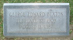 George Edward Buxton