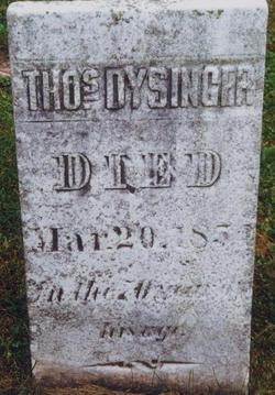 Thomas Dysinger