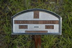 Barnie Lee Medlin