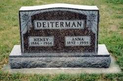 Henry Herman Deiterman