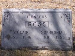Sophronia Leoti <i>Gilson</i> Ross