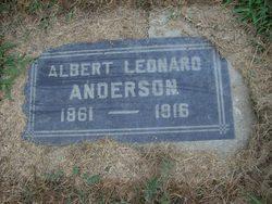 Albert Leonard Anderson