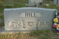 Arville D. Hill
