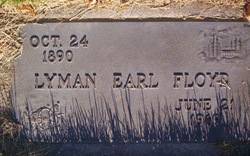 Lyman Earl Floyd