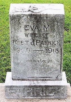 Eva M <i>Bay</i> Parrick