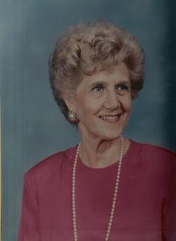 Dorothy May Toby <i>Pierson</i> Daniels