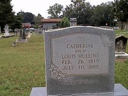 Catherine <i>Gipson</i> Mullins