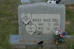 Ricky Dale Hill