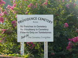 Providence Methodist Church Cemetery
