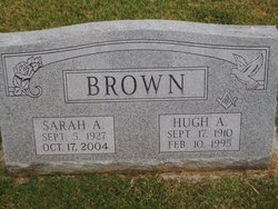 Hugh Adams Brown