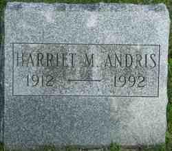 Harriet Maxine <i>Packard</i> Andris