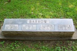Elizabeth Jane <i>Thomason</i> Barrow