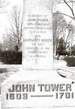Margaret <i>Ibrook</i> Tower