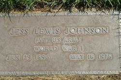 Jess Lewis Johnson