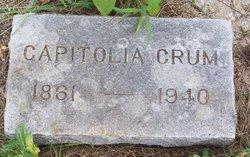 Capitolia <i>McClary</i> Crum
