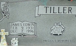 James Edwin Slim Tiller