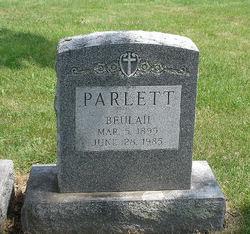 Beulah Parlett