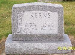 Harris W Harry Kerns