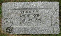 Paulina L. Anderson