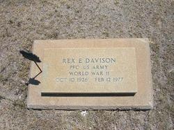 Rex Eugene Davison