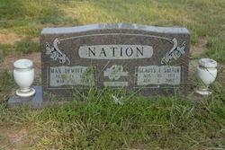 Gladys E. <i>Salter</i> Nation