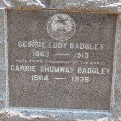 Carrie <i>Shumway</i> Badgley